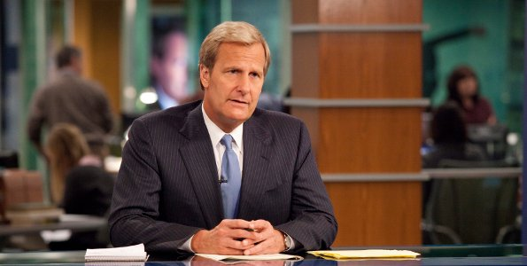 The Newsroom – Piloto