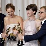 Oscar 2013: Vencedores