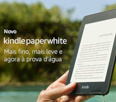 Compre o novo Kindle