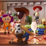 Toy Story 4 - Woody e Forky